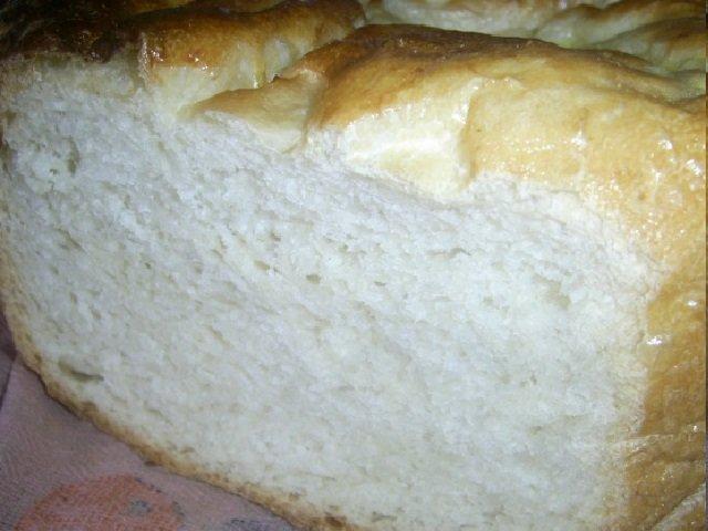 Рецепт хлеба без дрожжей для духовки