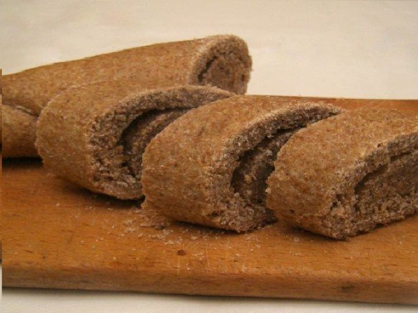 Хлеб бездрожжевой цельнозерновой