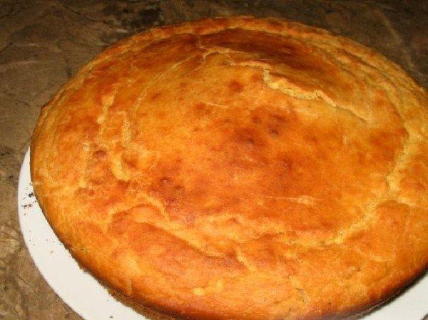Хлеб кукурузный бездрожжевой