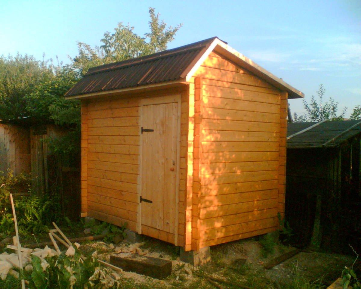 Деревянный туалет для дачи своими руками пошаговая