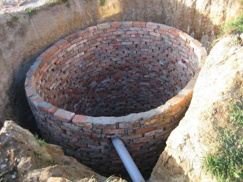 Сливные ямы в частном доме