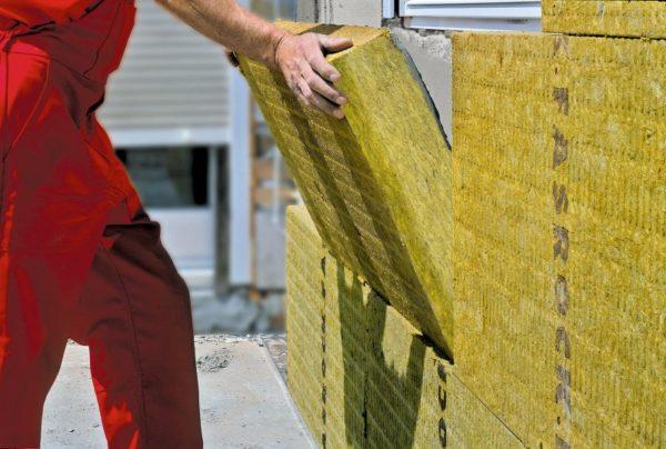 способ утепления наружных стен сарая из пеноблоков