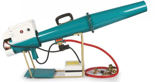 Звуковая пушка для отпугивания птиц