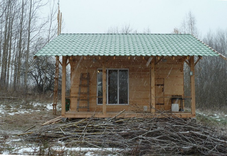 Как мы строили дом фотографии
