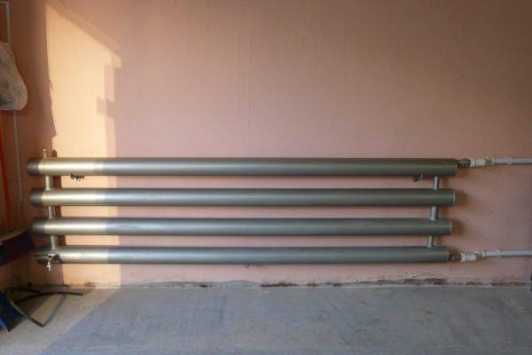 Самодельный радиатор