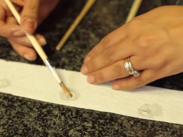 Как приготовить клейстер из муки для обоев