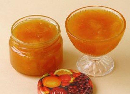 яблочно-мандариновое варенье