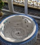 Акриловая ванна Aessel Рио Гранде