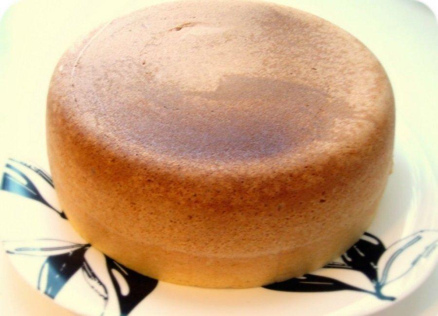 Бисквит в мультиварке поларис рецепт с пошагово