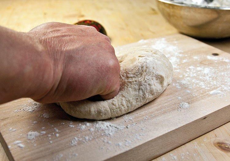 Дрожжевые манты с тыквой рецепт и мясом