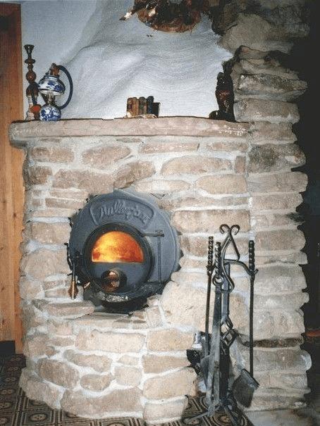 Булерьян под камин