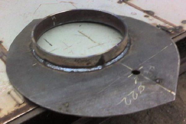 Изготовление булерьяна