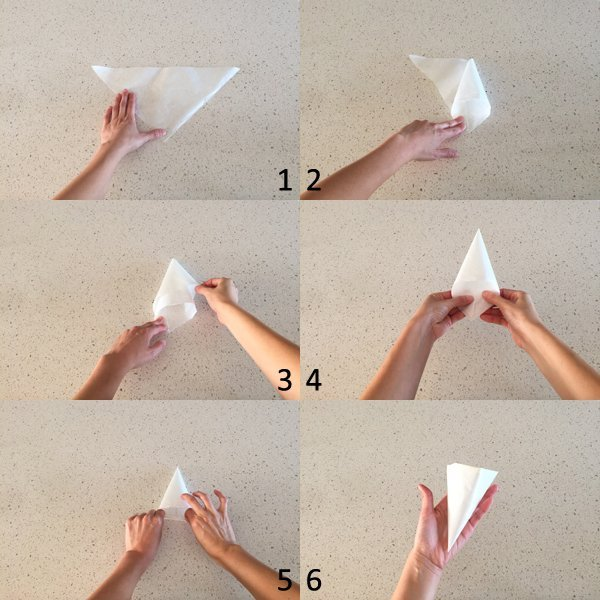 Как сделать пекарскую бумагу