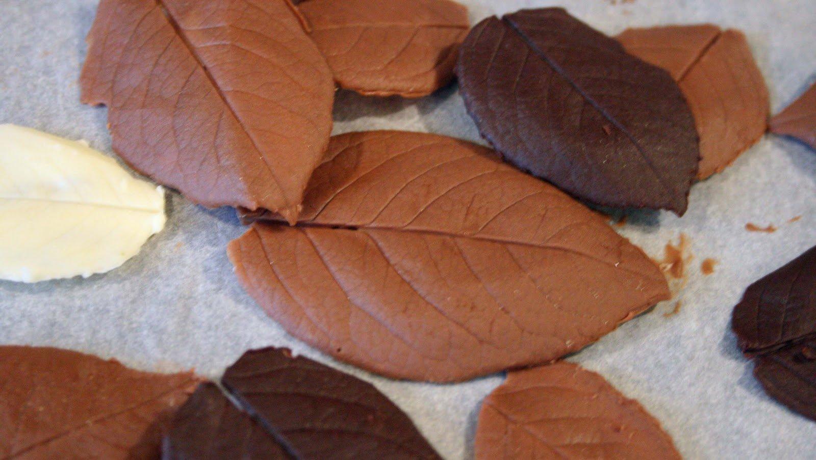 Украсить шоколад своими руками