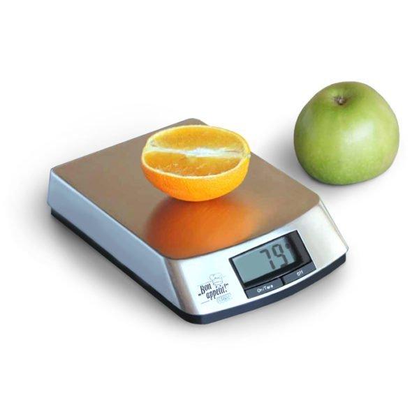 Весы с плоской платформой