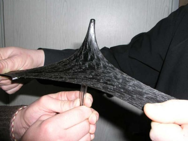 Применение битумной мастики