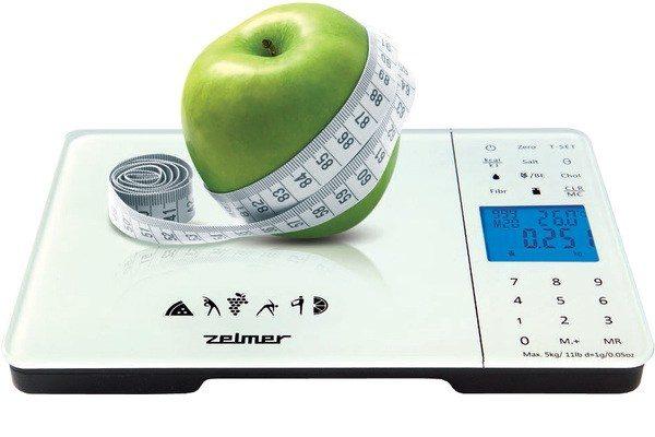 Весы Zelmer KS1700