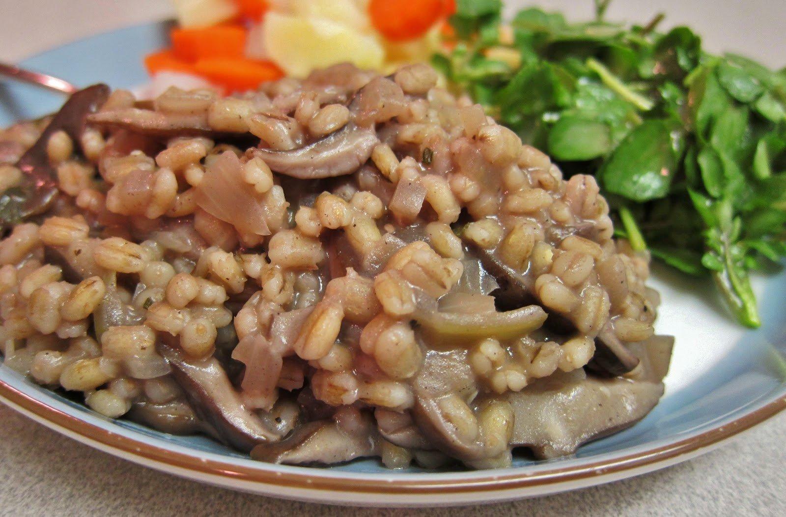 Перловка в мультиварке рецепты с грибами