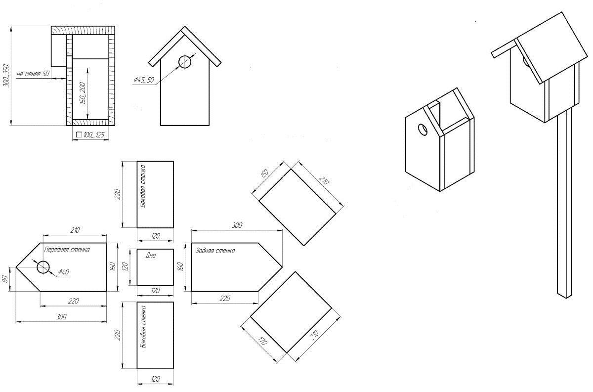 Как сделать чертежи проект