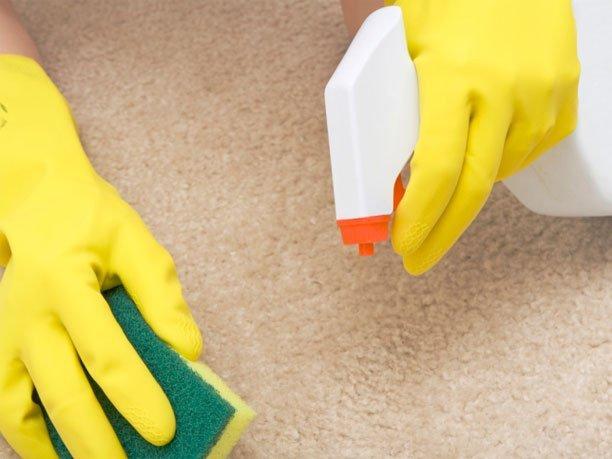 Чем почистить ковролин в домашних условиях содой 379