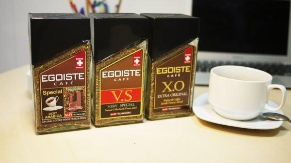 Egoist — растворимый кофе