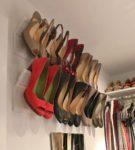 Карниз — хранитель обуви