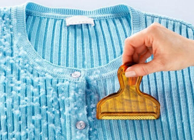 Как называется катышки на одежде