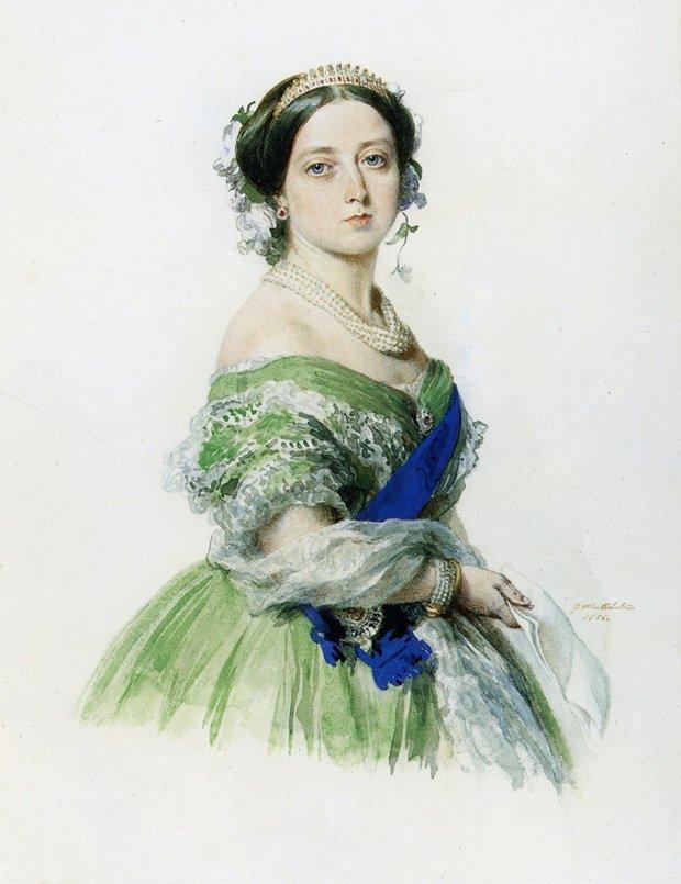 Из истории мировой моды Викторианская мода