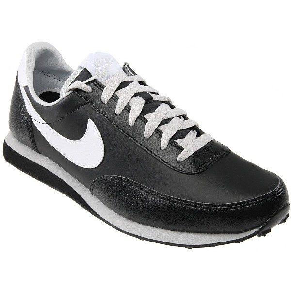 Кожаная спортивная обувь