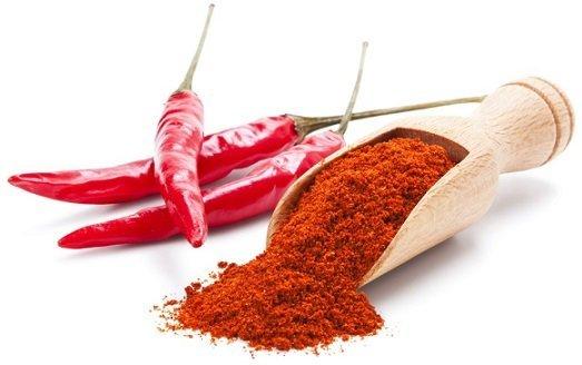 красны перец