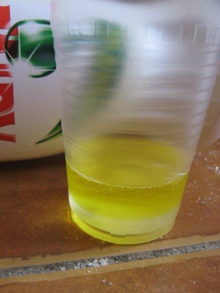 Фейри в пластиковом стаканчике