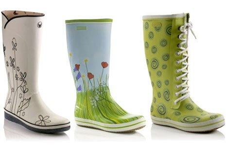 Можно ли растянуть резиновую обувь