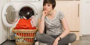 Неприятный запах из стиральной машинки