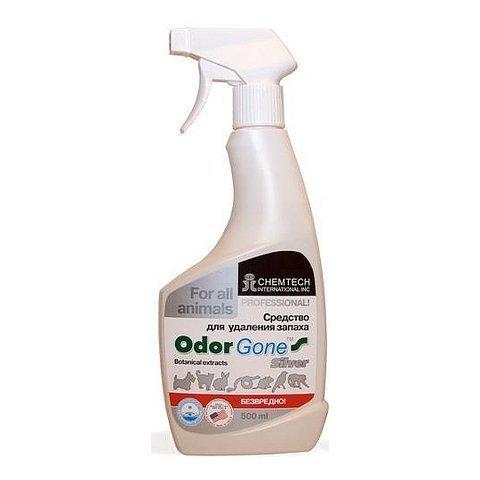 Нейтрализатор запаха мочи домашних животных Odor Gone
