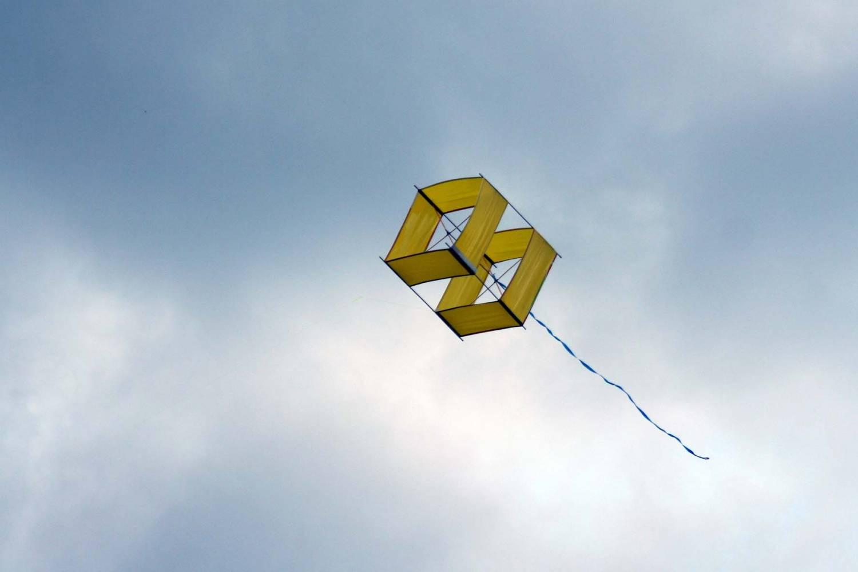 Воздушный змей схема сообщение
