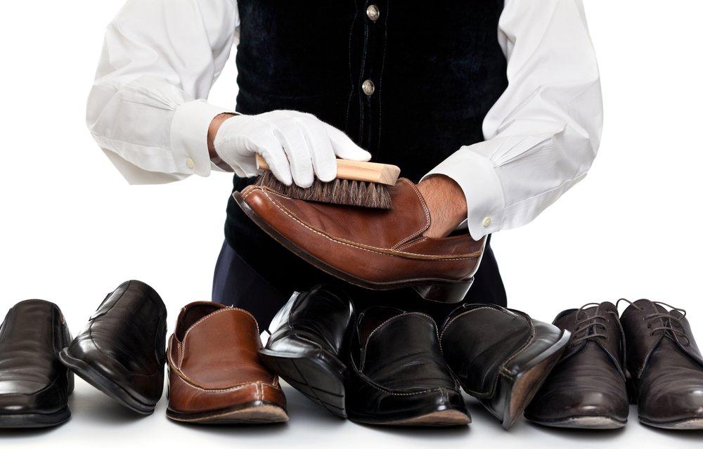 Условия и сроки хранения кожаной обуви