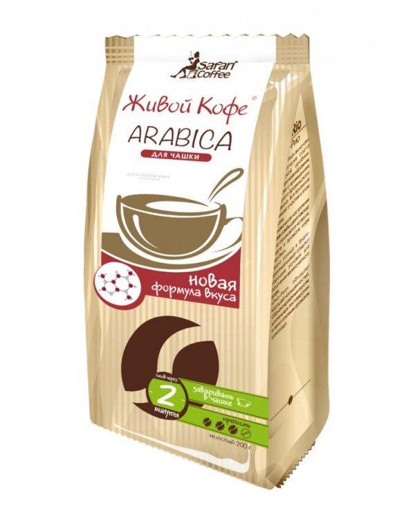 «Живой кофе»