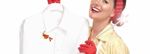 пятна крови на одежде