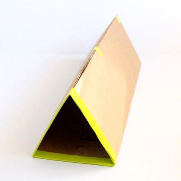 Секция стеллажа «Треугольник»