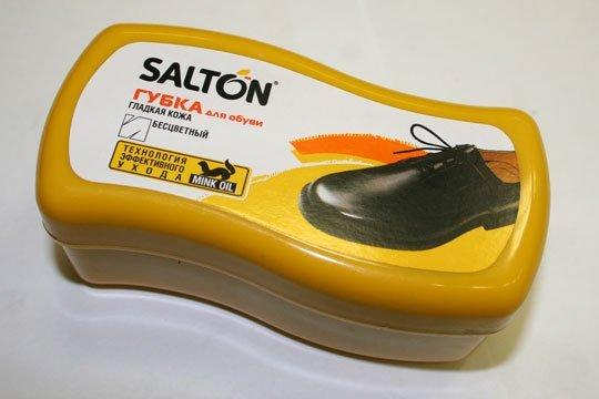 Силикон — единственное безвредное средство ухода за обувью из кожзама