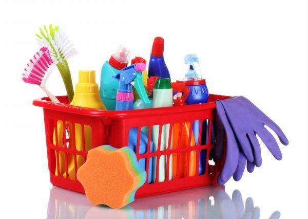 Средства для уборки помещений от земляных блох