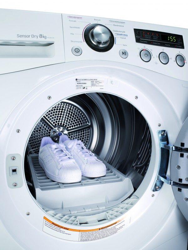 Стирка кед в стиральной машине