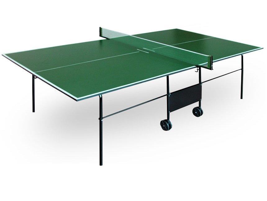 Теннисный стол раскладной деревянный
