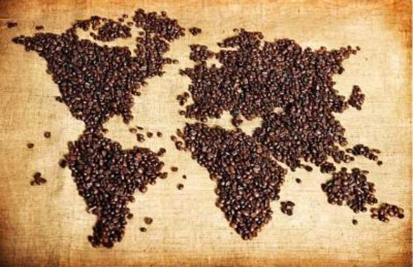 Страна произрастния кофе влияет на вкус