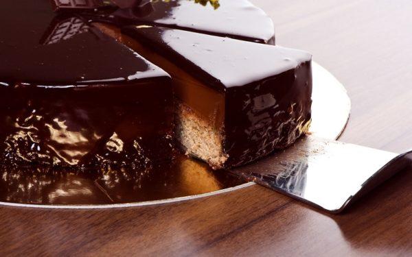 Рецепт приготовления шоколадной глазури для торта