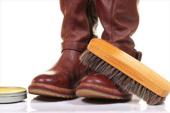 Уход за зимней обувью