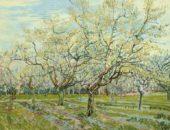 Ван Гог: Сливы в цвету