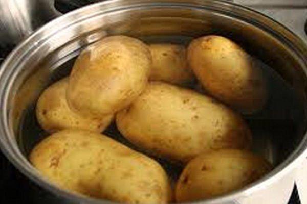 варка картошки