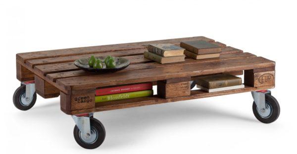 журнальный столик на колёсиках