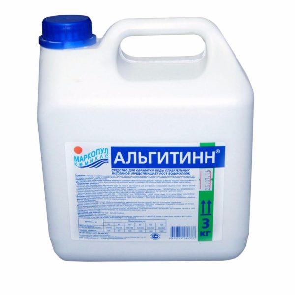 Альгитин для дезинфекции